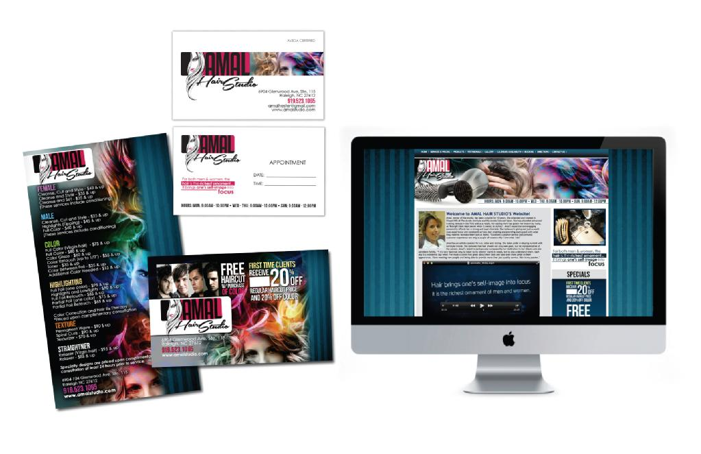 Business Launch Media Package